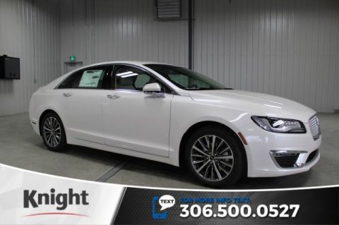 New 2018 Lincoln MKZ Select